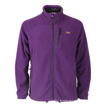 Warm and Wrinkle resistance Fleece Jacket